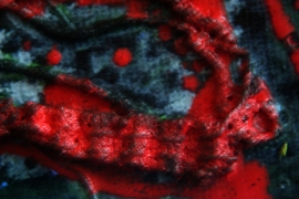 'Virus Series' by Eleanor Gates-Stuart