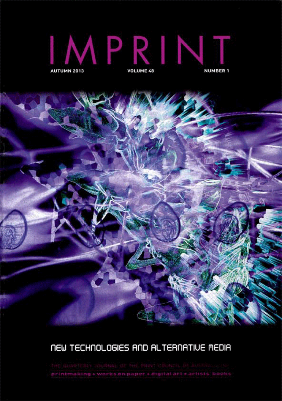 IMPRINT Cover Image, 'MAGICal B' by Eleanor Gates-Stuart
