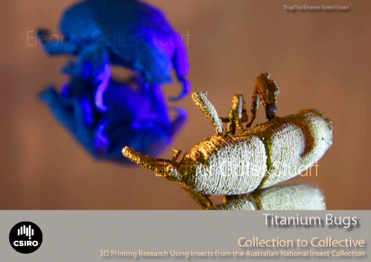 Titanium Bugs, Collection to Collective, Page 1 by Eleanor Gates-Stuart
