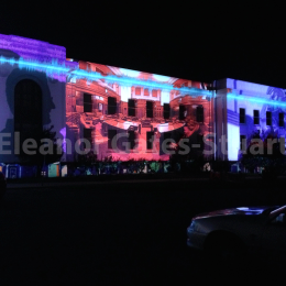 MOAD Artwork by Eleanor Gates-Stuart, Enlighten Canberra 2013