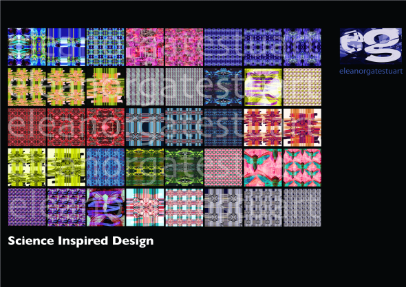 Science Inspired Design by Eleanor Gates-Stuart