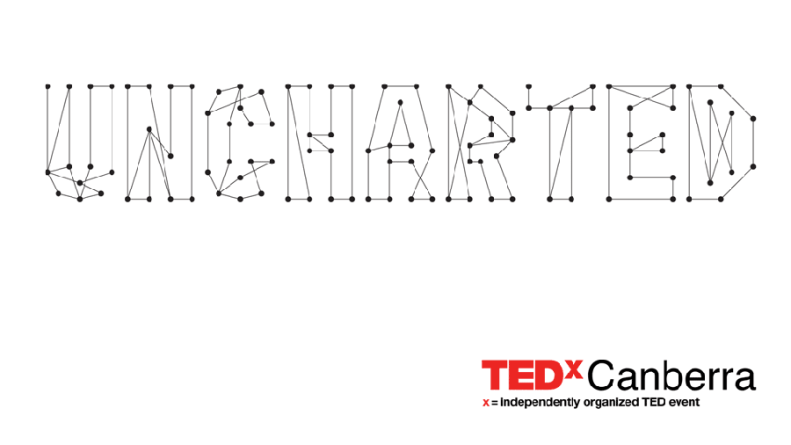 Uncharted at TedxCanberra