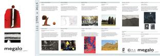 Site and Soul III: Artist Eleanor Gates-Stuart, GW Bot, Peter Van de Maele, Peter Bitmead, Borak Zelig, Mark Kobal, Heater Burness, Pamla Challis, Basema Mahli, Bernard Hardy, Peter Zanetti.
