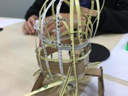 Experimentation: Lantern Project (Techno Arts)