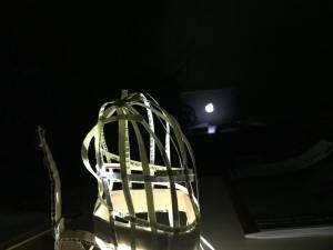 Simple and useful - lighting a model (Lantern project)