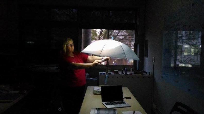 Improvisation - Experimenting with surface - Professor Eleanor Gates-Stuart