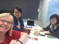 Team meeting - Lantern project