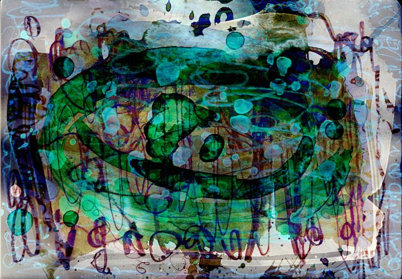 'Swirl' Part of the 'Abstract' Series - Eleanor Gates-Stuart