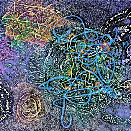 Workshop Sketch by Eleanor Gates-Stuart