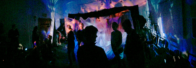 Investigation: Performance Space - IMPel Immersive Lab Exploratory Workshop