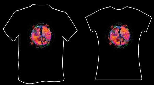 Team Earthquake T-Shirt