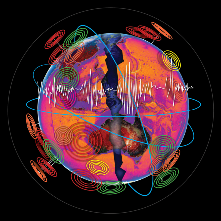 Project EarthQuake Design by Eleanor Gates-Stuart