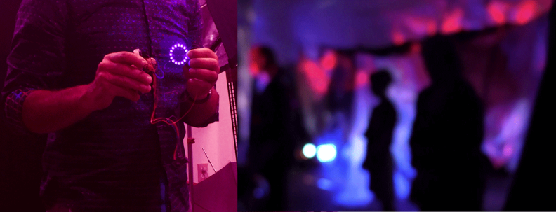 Investigation: Echo-Glowcator - IMPel Immersive Lab Exploratory Workshop