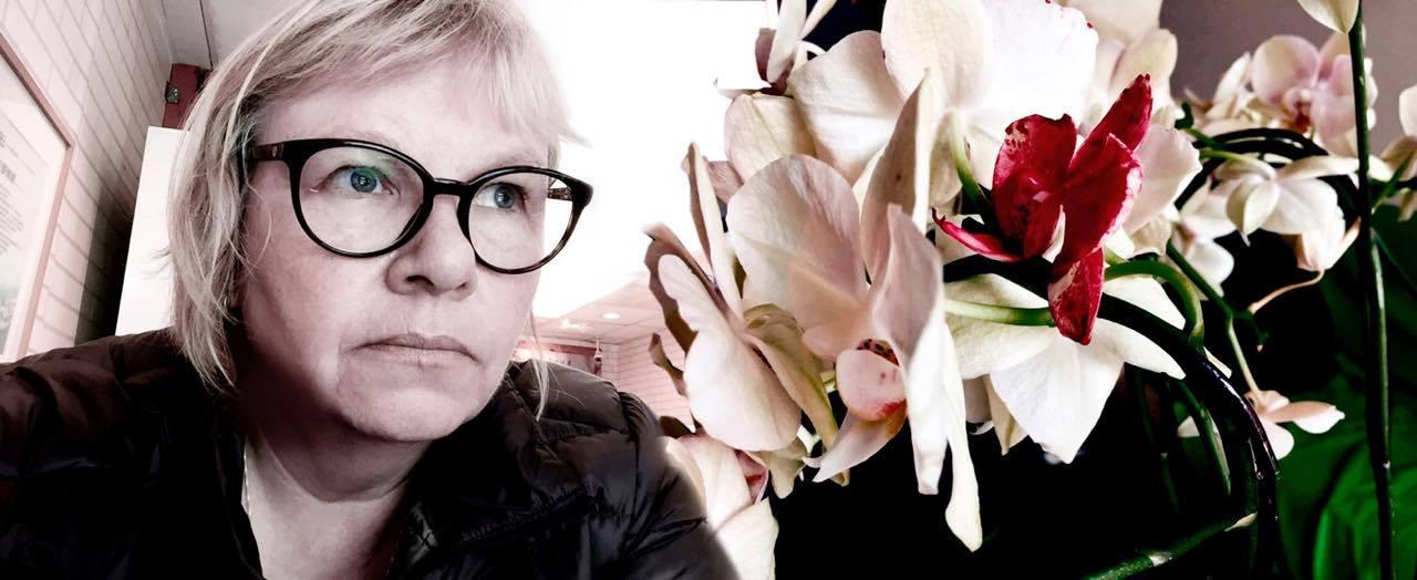 Artist, Dr Eleanor Gates-Stuart